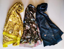 Load image into Gallery viewer, Batik Summer Scarf