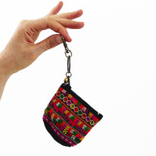 Load image into Gallery viewer, Hmong Keychain Coin Purse