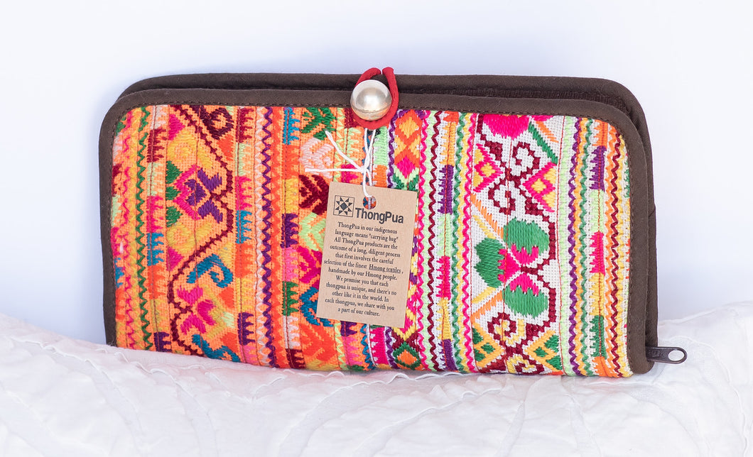 Long Hmong Wallet