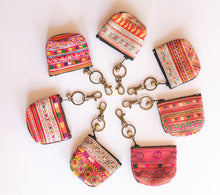 Load image into Gallery viewer, Vintage Hmong Textile Coin Purse