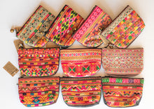 Load image into Gallery viewer, Vintage Hmong Textile Purse