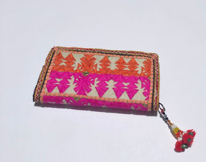 Gujarati Clutch