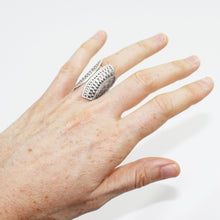 Load image into Gallery viewer, Peacock Hill Tribe Ring
