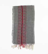 Load image into Gallery viewer, Turkish Towel, Esen in Midnight