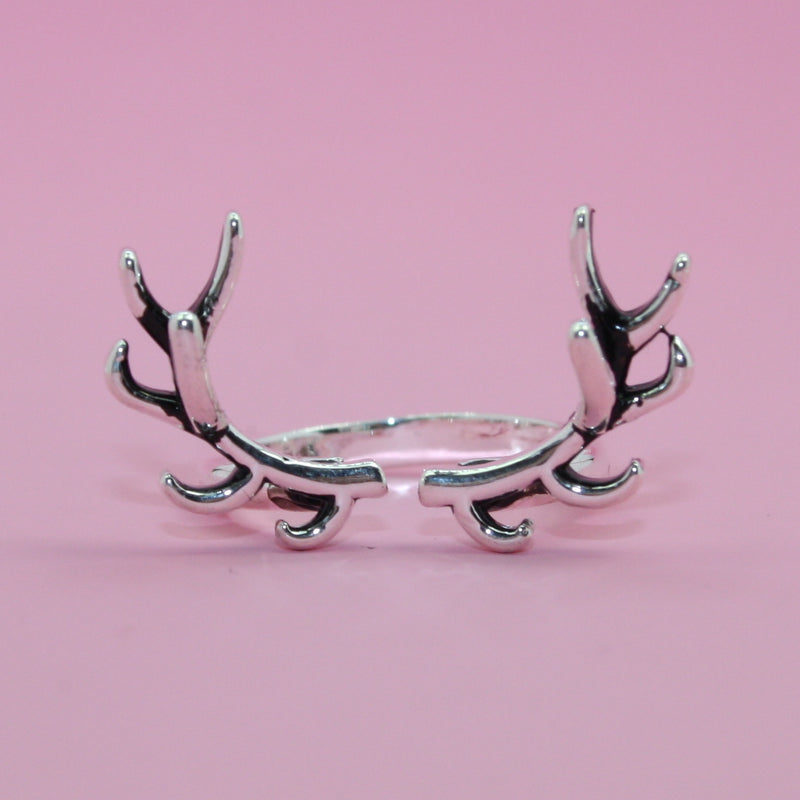 Antler Ring - Sour Cherry
