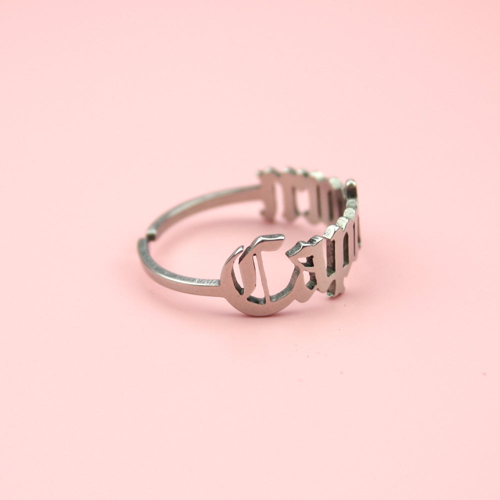 Capricorn Zodiac Ring