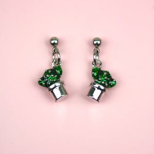 Load image into Gallery viewer, Mini Cacti Stud Earrings