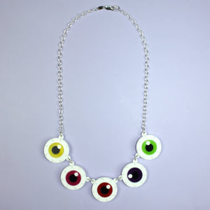 Eyeball Necklace
