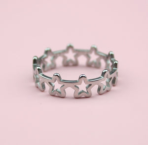 Star Band Ring
