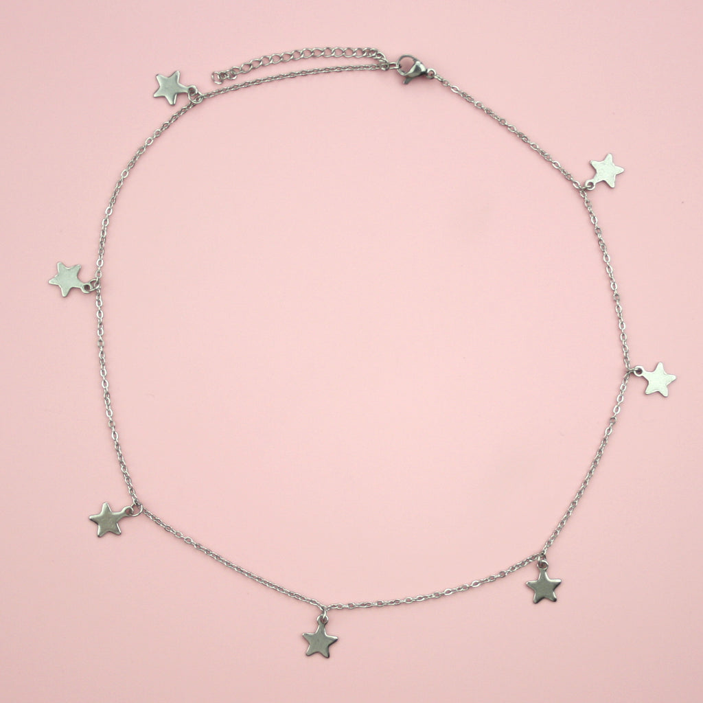 Starry Night Choker Necklace