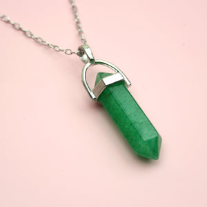Load image into Gallery viewer, Jade Necklace