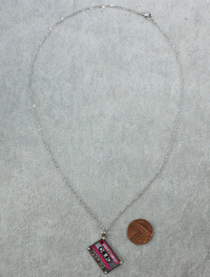 Mix Tape Necklace - Sour Cherry