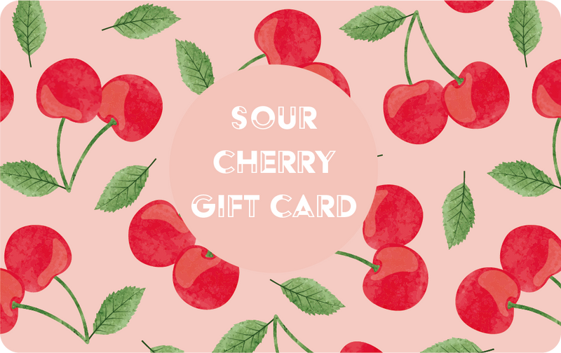 Gift Card - Sour Cherry
