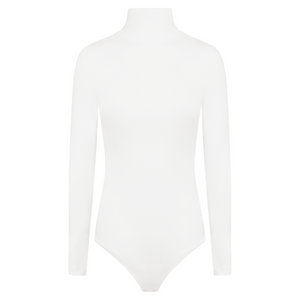 """Power Player"" Turtleneck Bodysuit"