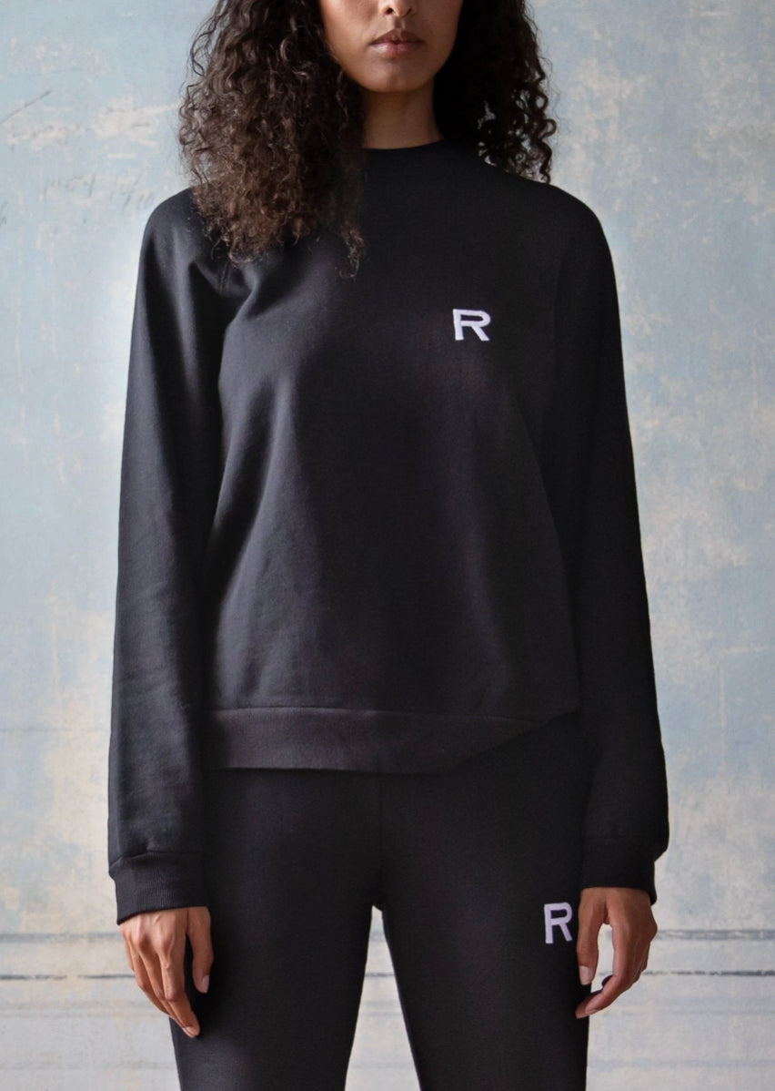 Ragdoll LA oversized sweatshirt black