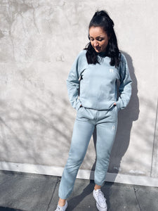Ragdoll LA Faded blue joggers