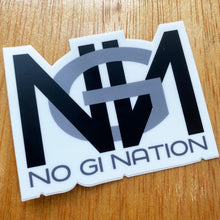 Load image into Gallery viewer, No Gi Nation Sticker