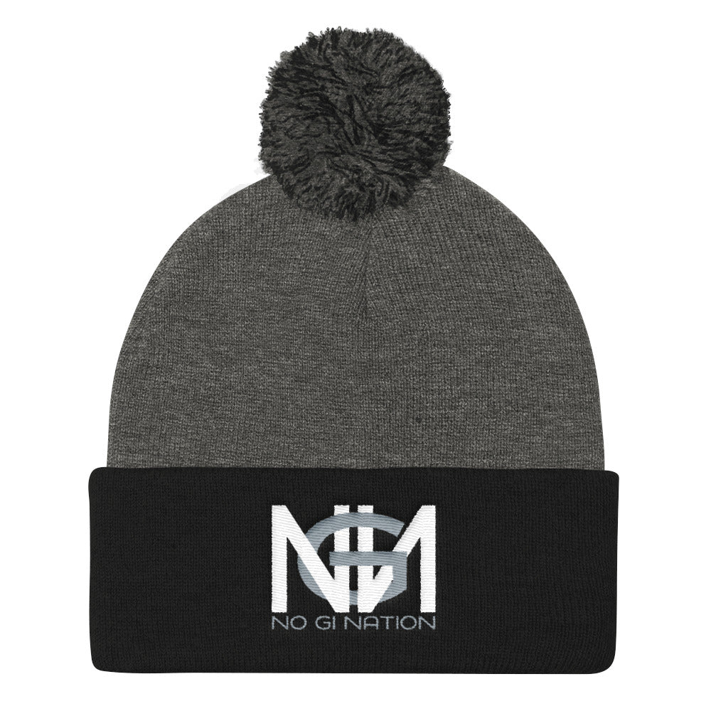 Black and Gray Toque / Beanie