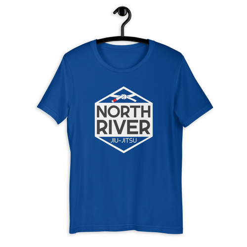 North River BJJ Ranked Team T-Shirt