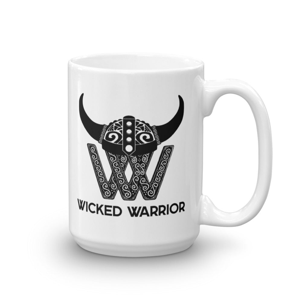 Celtic Warrior Mug