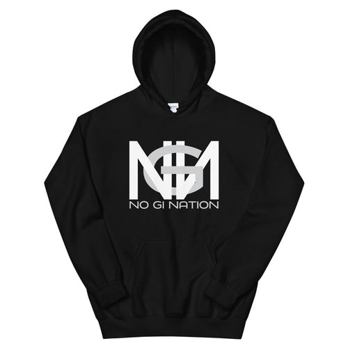 Black No Gi Nation Logo Sweatshirt