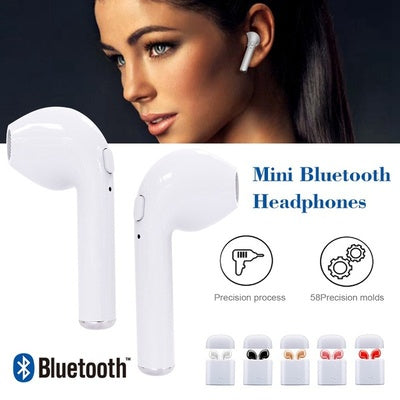i7 Wireless Airpod for all Smartphones