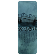 Mountain Pose Yoga Mat