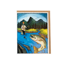 Hanson Teton Greeting Card