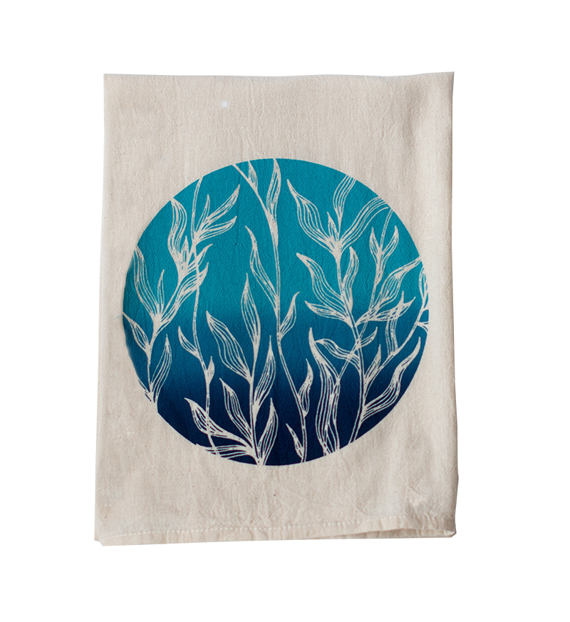 Seagrass Tea Towel
