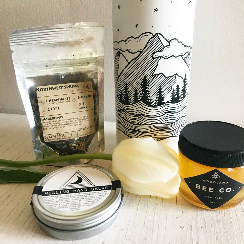 Tea Lover's Gift Box