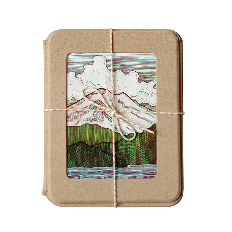 PNW Outdoor Boxed Set of 12 Cards