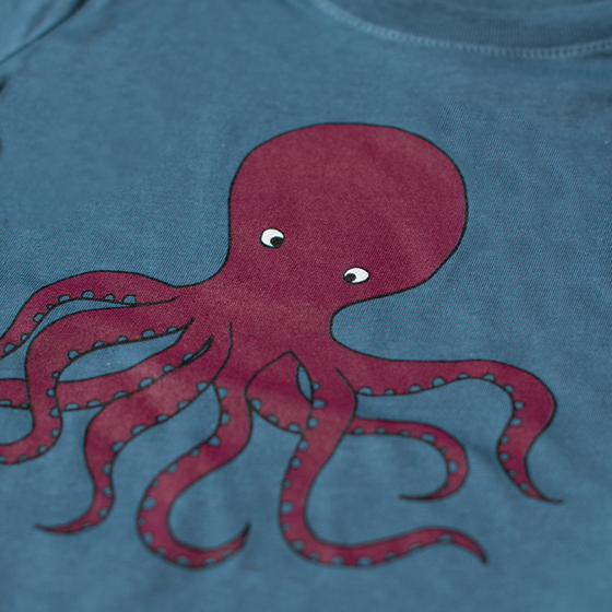 Kids' Octopus T-Shirt