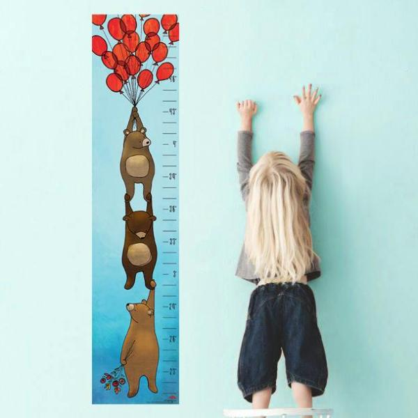Bears & Balloons Growth Chart
