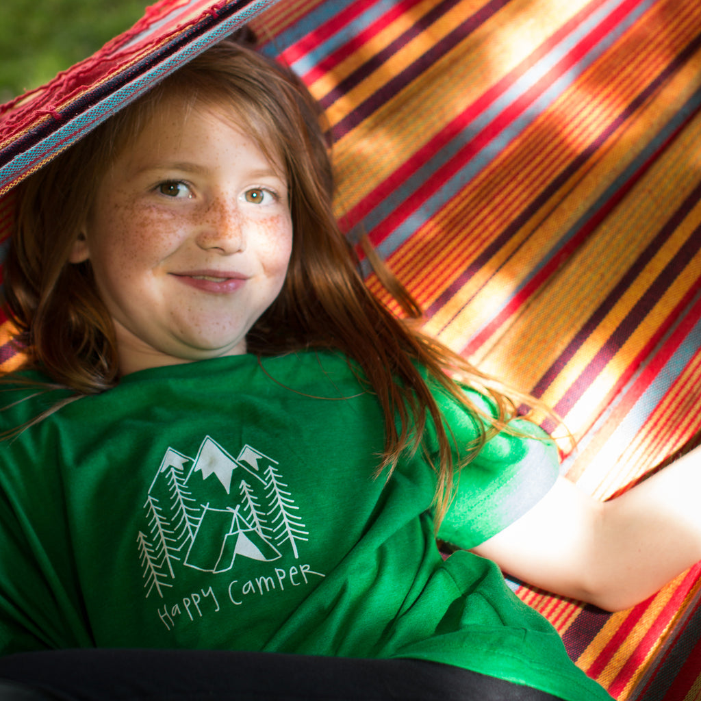 Kids' Happy Camper Shirt