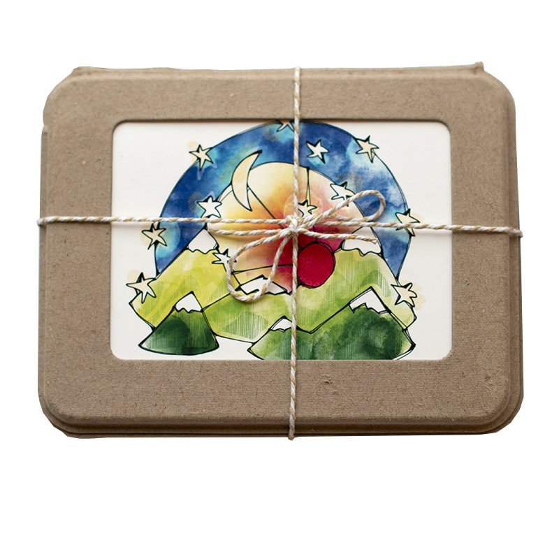 Artist Collective Boxed Card Set