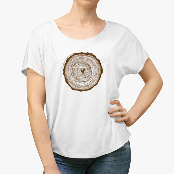 Women's Love Stump T-shirt