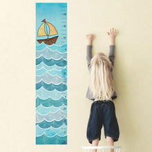 Stormy Seas Growth Chart