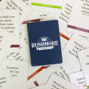 Combo Pack~ Rushmore Original and/or Sports Edition