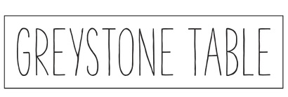 GREYSTONE TABLE
