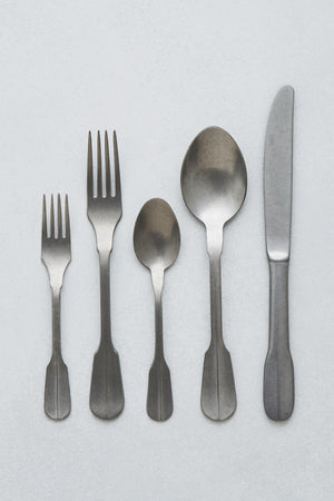 Canyon Flatware, Pewter
