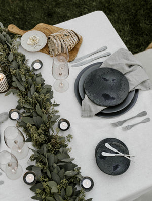 Minimal Tableware Rentals in Los Angeles, CA