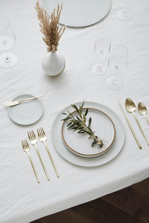 Modern Plates for Events in Los Angeles, CA.