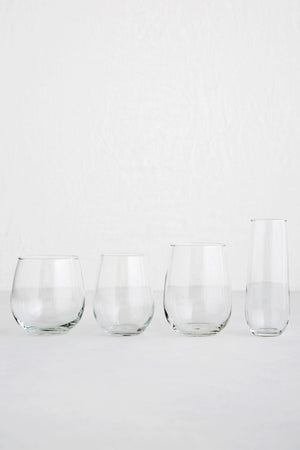 Luxury Glassware for Events in Los Angeles, CA.