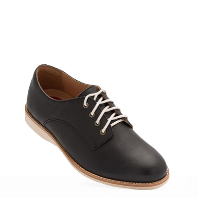 Derby Black (Lined), Womens Shoes, Rollie Nation, Milu James St