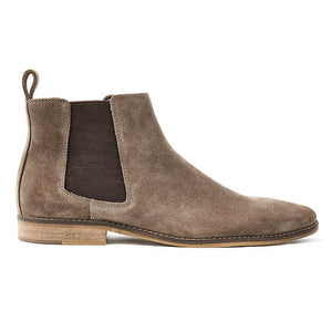 Chelsea Boot Camden in Ranch Suede, Boots, Croft, Milu James St