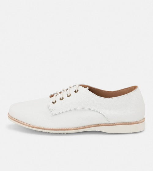 Derby Unlined White Tumble, Derby, Rollie Nation, Milu James St