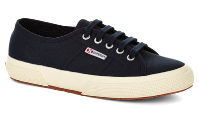 2750 Cotu Classic Canvas in Navy, Unisex Sneakers, Superga, Milu James St