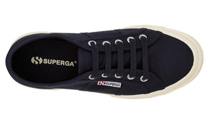2750 Cotu Classic Canvas in Navy, Sneakers, Superga, Milu James St