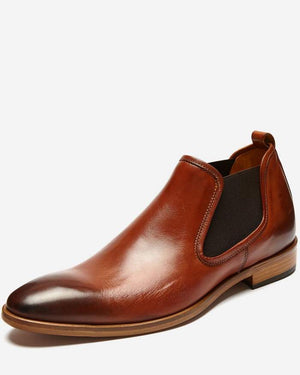 3651 Mens Italian sigaro leather boot