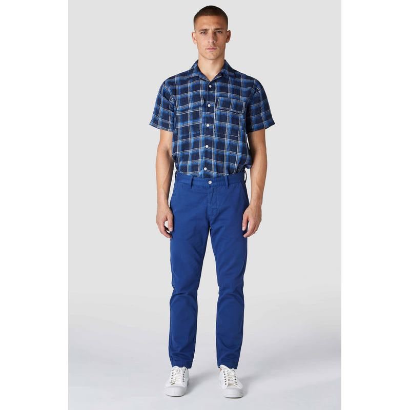 Sujin Navy, menswear, Kings Of Indigo, Milu James St
